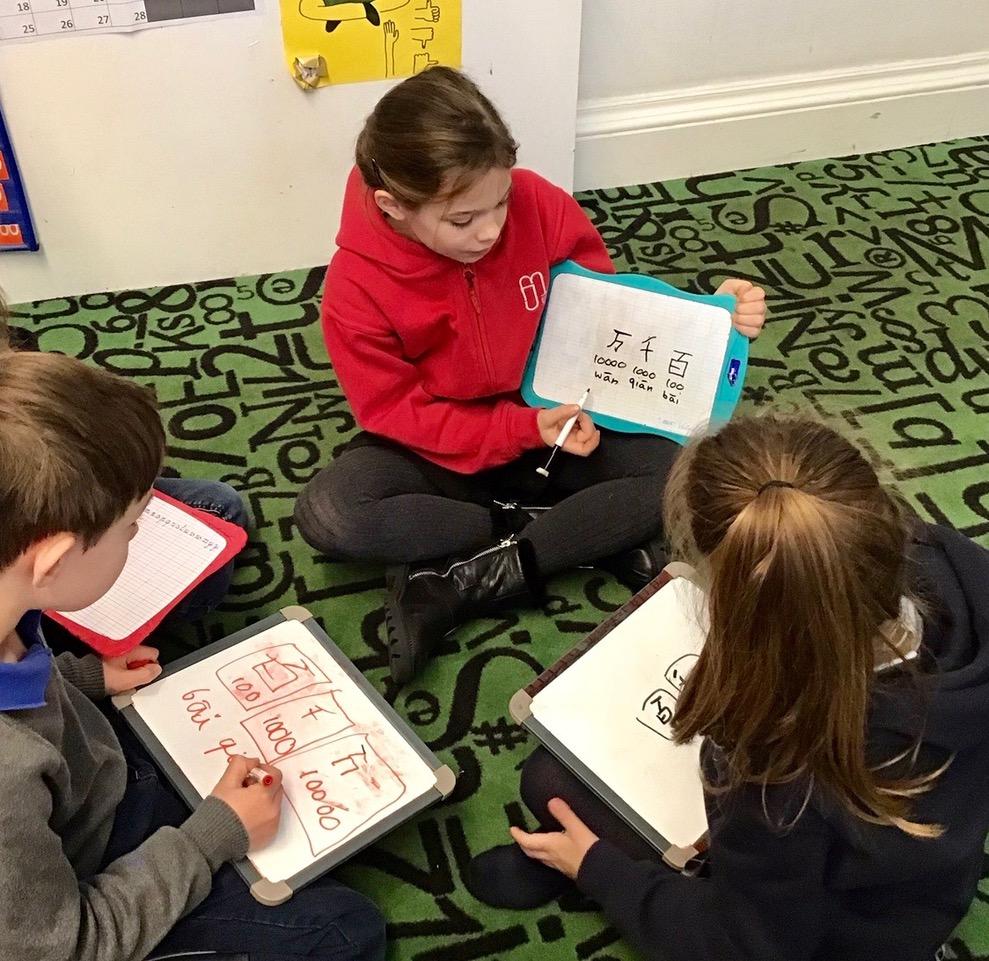 peer teaching CE2 2 4