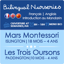 2019 bilingual nurseries